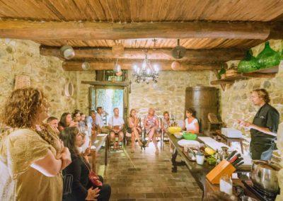 Visita guidata al borgo di Celso