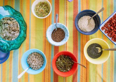 Dormire al Casale: incontro Alimentazione e falsi miti