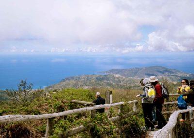 Trekking Monte Stella