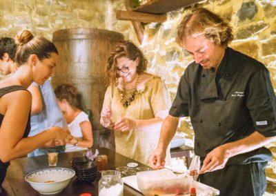 Antico Bottaio: Laboratorio di Cucina