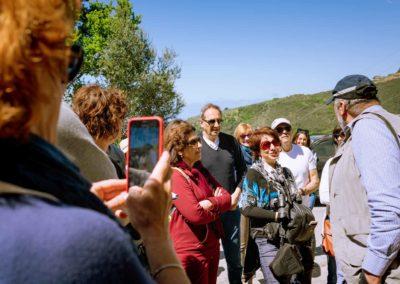 Villa Canniclo escursione 'Il muro botanico'
