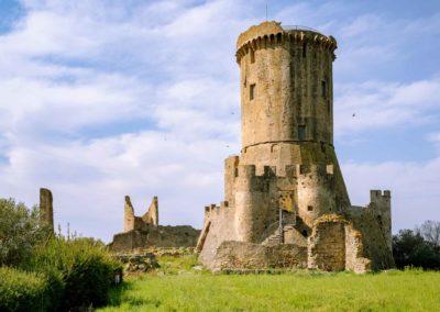 Velia: Torre Acropoli
